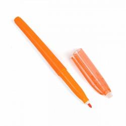 Rotulador frixion figurar naranja, borrable con calor
