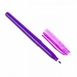 Rotulador frixion figurar lila, borrable con calor