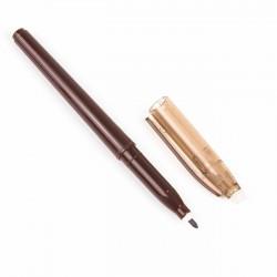 Rotulador frixion figurar marrón, borrable con calor