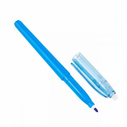 Rotulador frixion figurar azul claro, borrable con calor