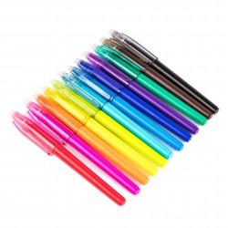 Rotulador frixion figurar, borrable con calor - Pack 12 colores
