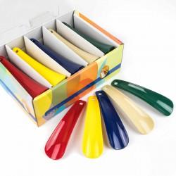 Calzador para zapatos 15 cm colores - Caja 100 uds