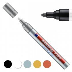 Rotulador tinta opaca Edding 750