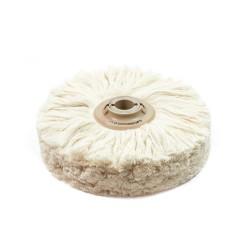 Cepillos hilo algodón para abrillantado