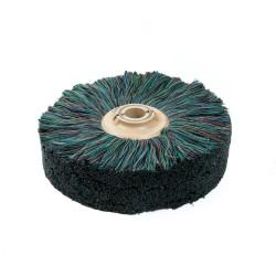 Cepillos de colores hilo algodón para abrillantado