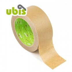 Precinto papel kraft eco reciclado 50mm x 50 mts UBIS