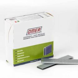 Grapas omer 4097 C 22 mm - Caja 10.000 unidades