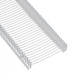 Navete para etiquetas 40 mm fino Splendid - Caja 5000 uds