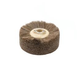Cepillo circular pelo crin 65 mm