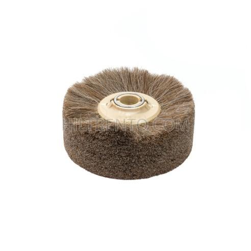 Cepillo circular pelo crin 50 mm