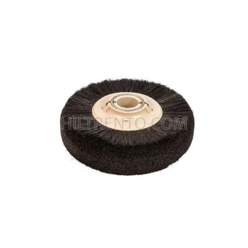 Cepillo circular pelo crin 80 mm