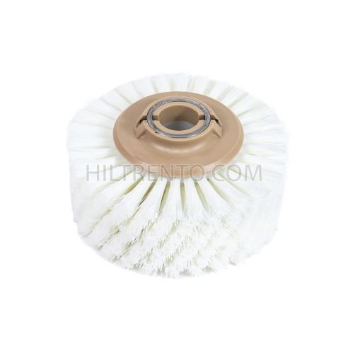 Cepillo de nylon circular para limpieza