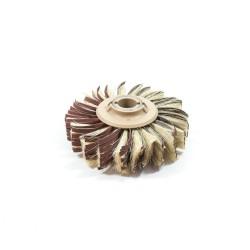 Cepillo circular mixto támpico-lija