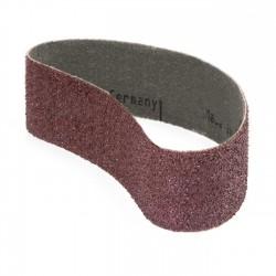 Banda de lija tela roja 435x50 mm grano 24 - Pack 10 uds