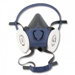 Pack Máscara Moldex 7002 + 2 filtros FFP2 P2R 9020 partículas y gases