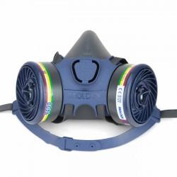 Pack Máscara Moldex 7002 + 2 filtros 9400 A1B1E1K1 gases