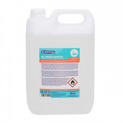 Bidón Gel desinfectante manos hidroalcoholico- 5 Litros
