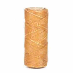 Hilo encerado 1 mm nylon (Poliamida 6.6) - Col. Beig- Bobina 100 mts