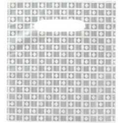 Bolsa comercios asa troquelada 18x20 cm - pack 300 uds