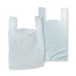 Bolsa asa camiseta 35x40 cm G60 - 200 uds