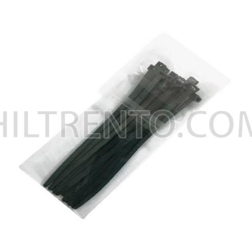 Bolsa transparente cierre adhesivo